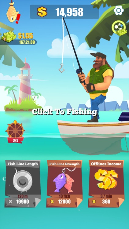 Fishing Joy 3D - Be the Master