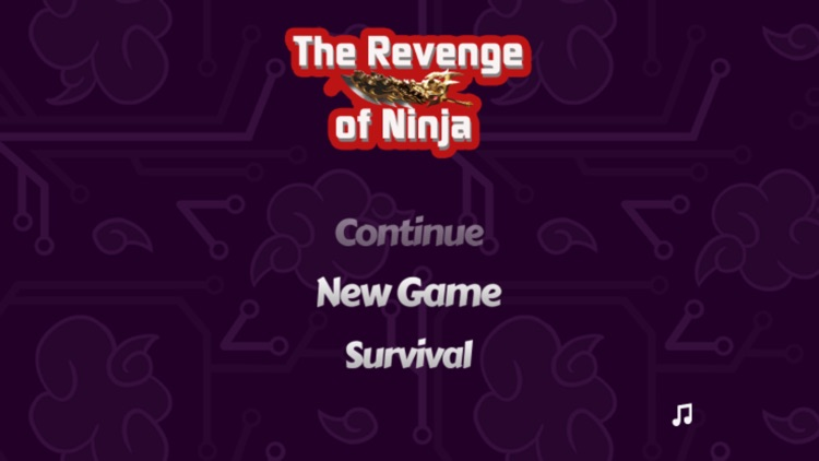 The Revenge of Ninja screenshot-0