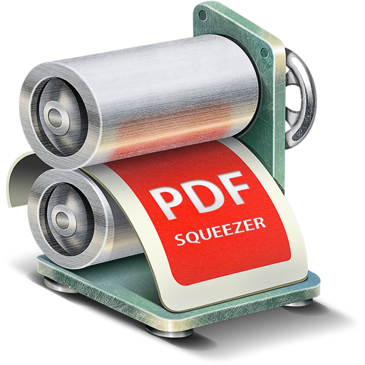 PDF的文件壓縮工具 PDF Squeezer  for Mac