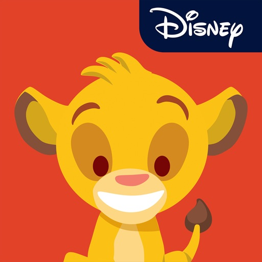 Disney Stickers: The Lion King icon