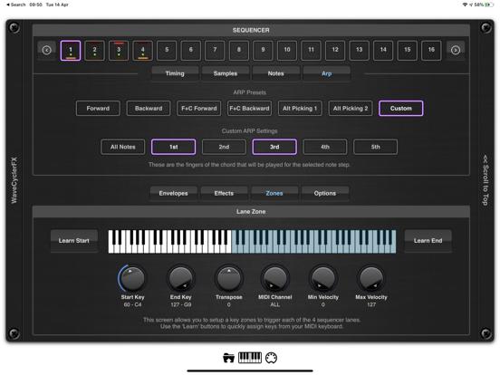 EvolverFX AUv3 Audio Plugin screenshot 14