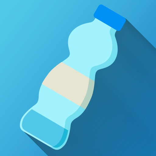Bottle Flip Challenge - PANDA