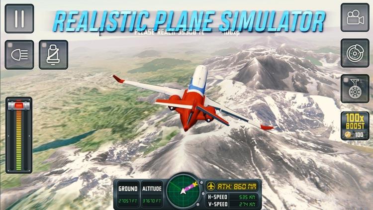 Flight Sim 18 screenshot-3