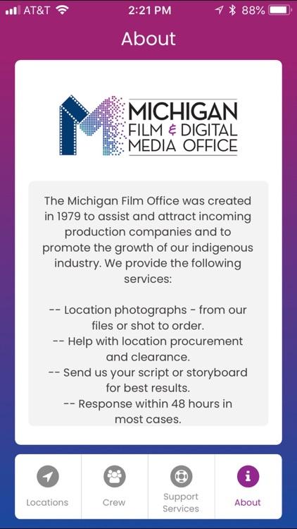 Michigan Film & Digital Media screenshot-9