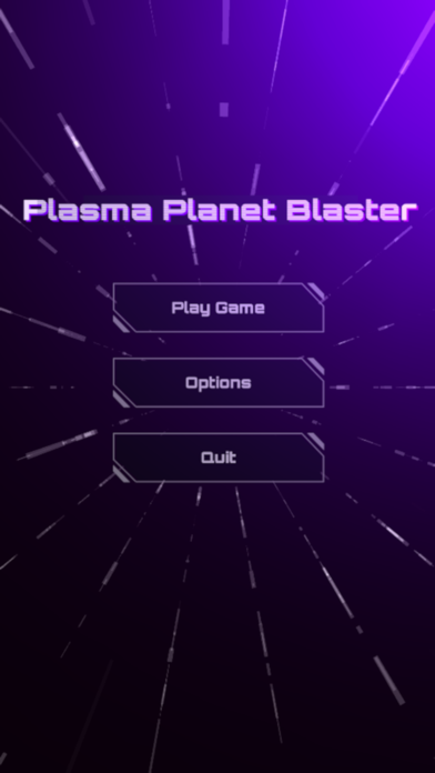 Plasma Planet Blaster screenshot 1