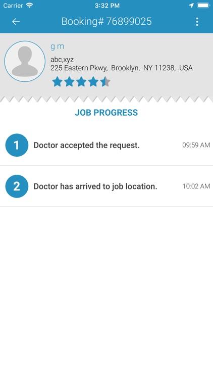 V3C-Doctor Patient screenshot-5