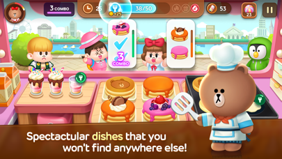 LINE CHEF for windows pc