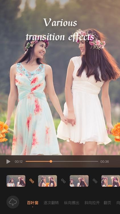 Edits-Video Editor&Movie Maker screenshot-5