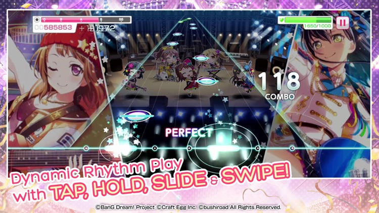 BanG Dream! Girls Band Party! screenshot-0