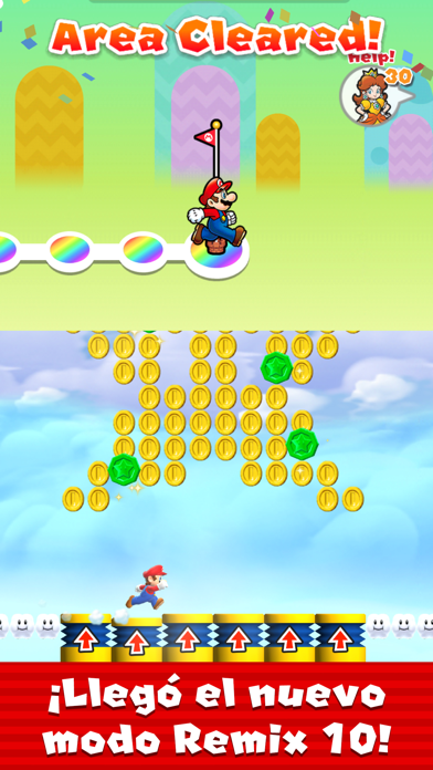 Screenshot for Super Mario Run in Peru App Store