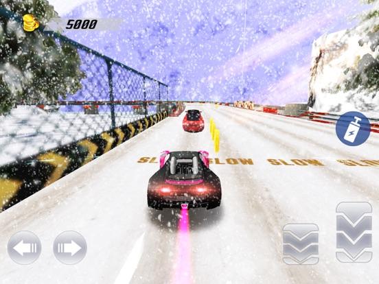 Extreme Snow Car Winter Drive screenshot 9