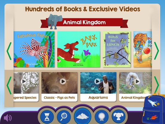 Skybrary – Kids Books & Videosのおすすめ画像2