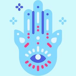 Yoga Mindfulness Stickers