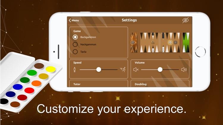 Backgammon Gold PREMIUM screenshot-3