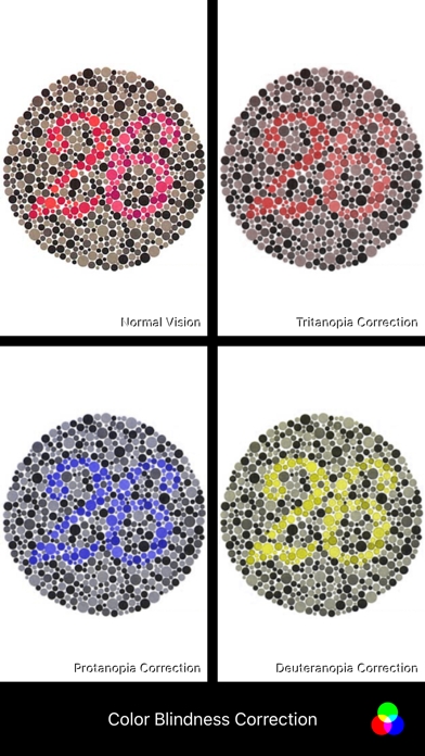 Color Blindness Correction screenshot one