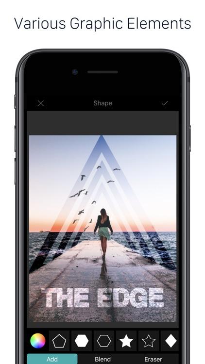 PhotoLeaf Photo Editor screenshot-0