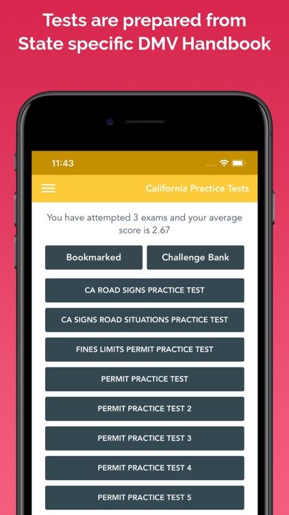 DMV Practice Test 2019 screenshot-3