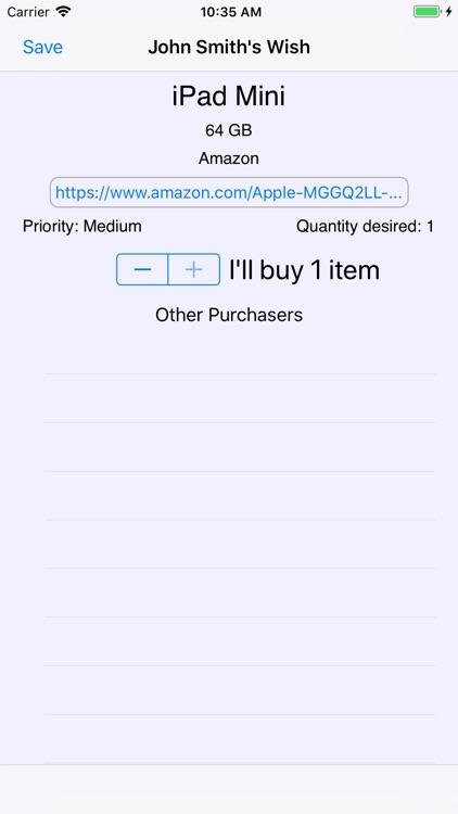 ShopIt - Grocery Shopping List screenshot-7