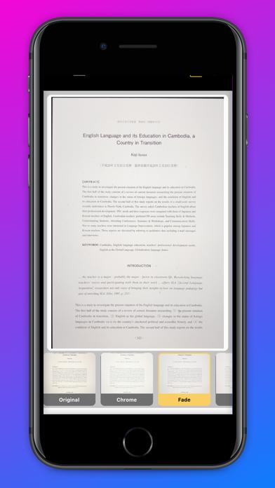 Scany - Document Scanner Screenshot