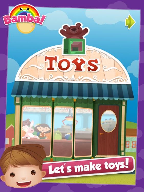 Bamba Toys (Lite) screenshot-0