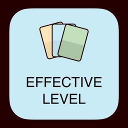 Effective Level
