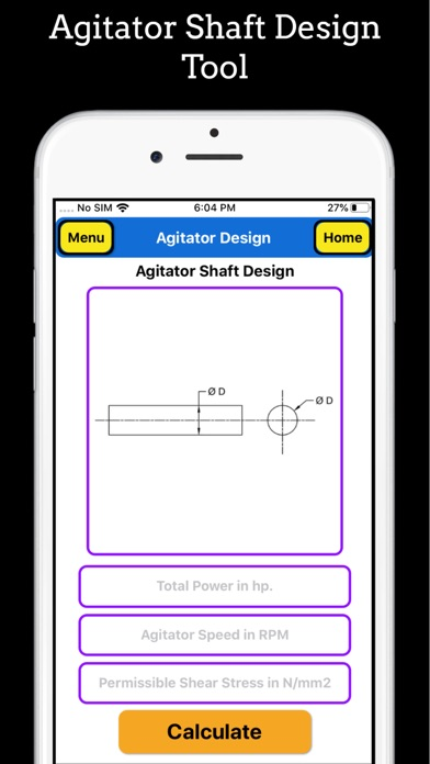 Agitator Design Pro screenshot 4