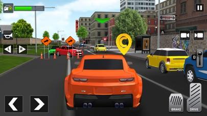 シティタクシードライバーシミュレーター 3Dのおすすめ画像4