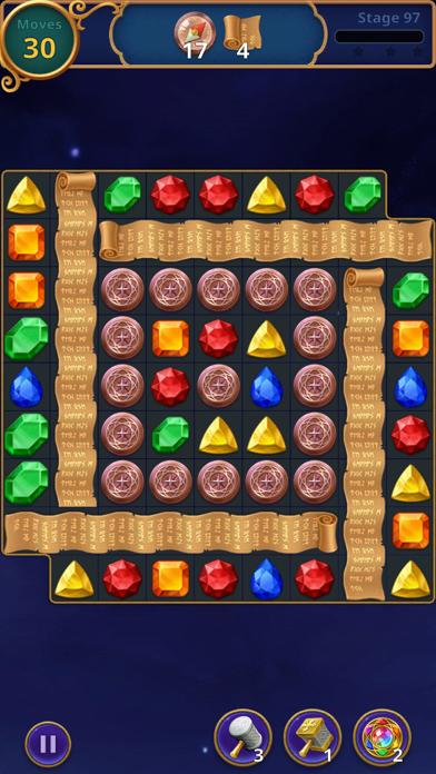 Jewels Magic: Mystery Match3 screenshot 7