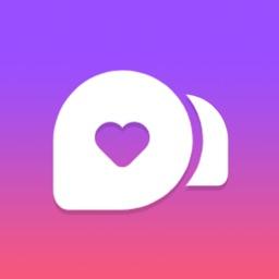 蜜信-聊天交友app
