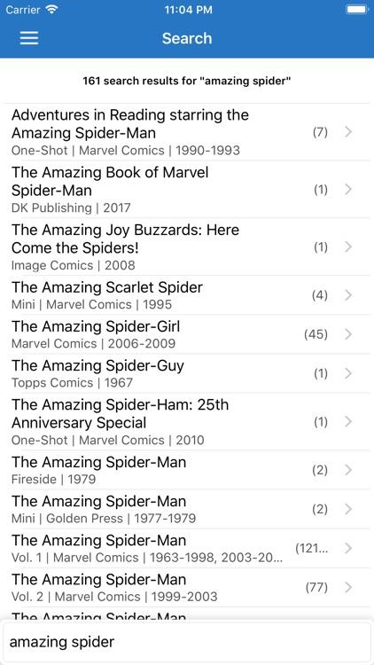 ComicBookRealm screenshot-3