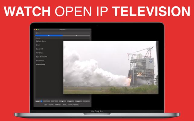 TV Streams - Watch & Cast IPTV on the Mac App Store