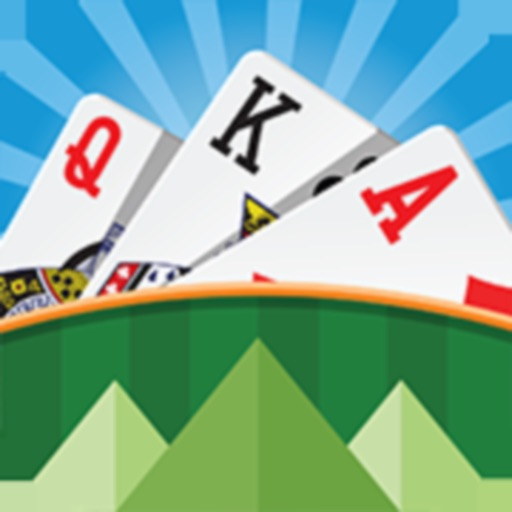 TriPeaks Solitaire: Card Game