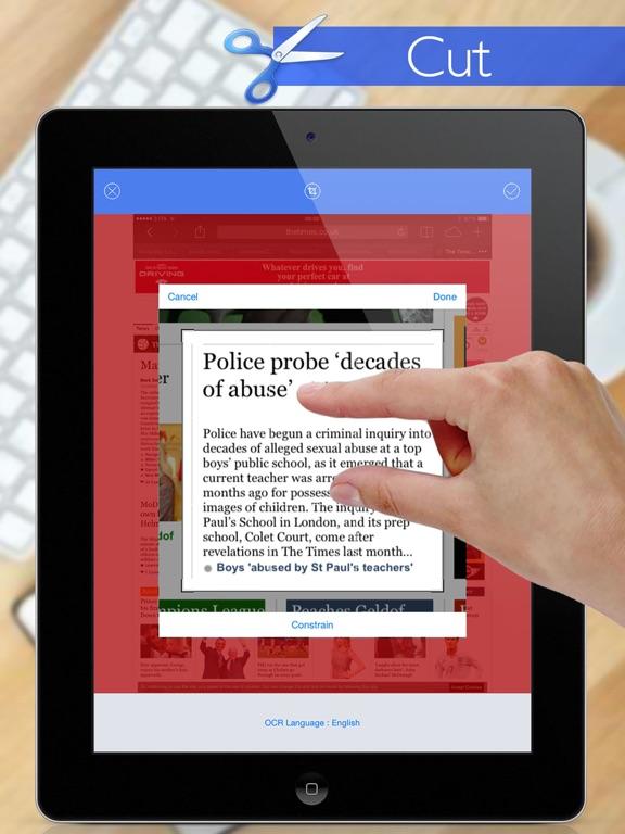 Text Extractor Pro Screenshots