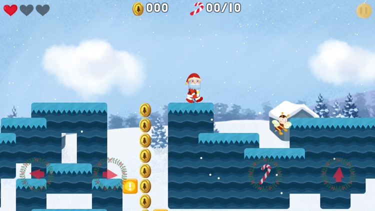 Lost Presents - Santa Jump Run screenshot-0
