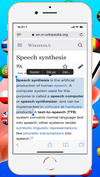 iSpeak - Text to Speech