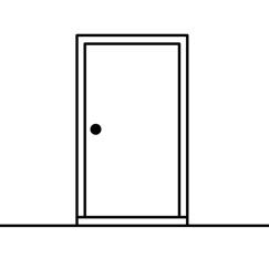 The White Door app critiques