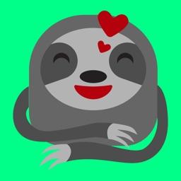 con luoi lovely emoji