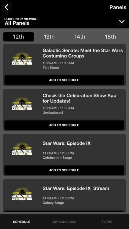 Star Wars Celebration 2019 screenshot-4