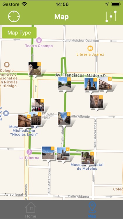 mxplor Morelia Audio tour screenshot-4