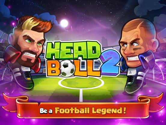 iPad Image of Head Ball 2