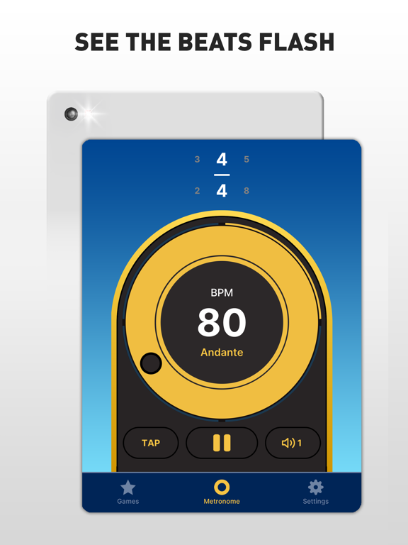 Metronome Max: Beat & Tempo screenshot 8