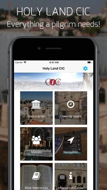 Holy Land CIC