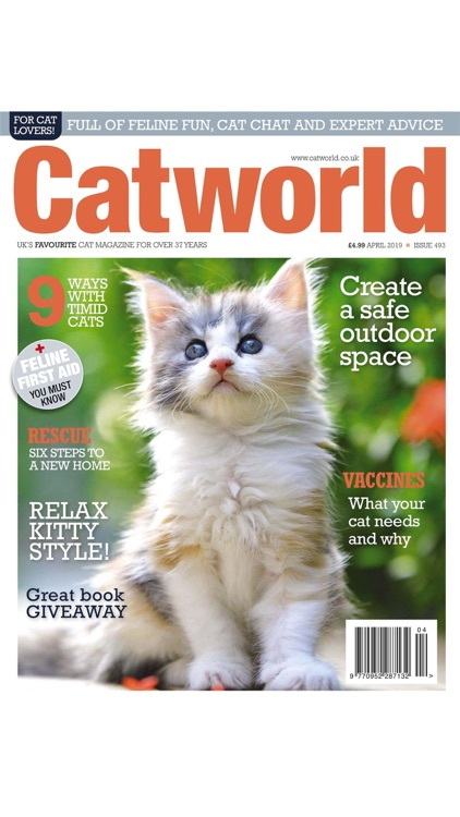 Catworld Magazine screenshot-2