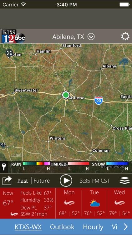 Download Ktxs Weather App  Wallpapers