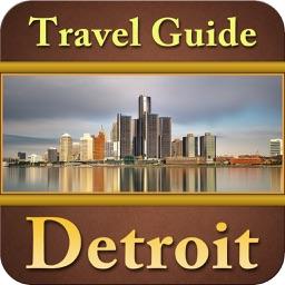 Detroit Offline Map Guide