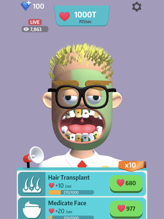 iPad Image of Idle Makeover