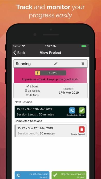 Screenshot of Do More   AI Powered Habits App