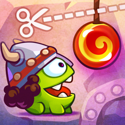 Ícone do app Cut the Rope: Time Travel GOLD