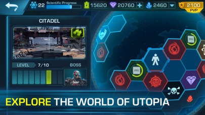 Evolution 2: Battle for Utopia Screenshot