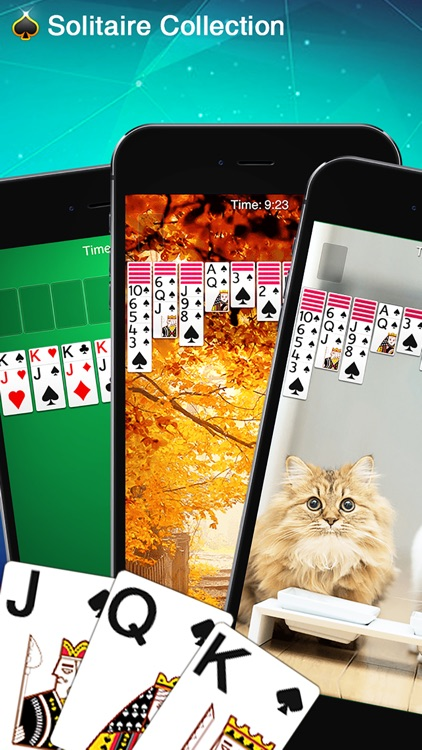 Solitaire Collection⋆ screenshot-4
